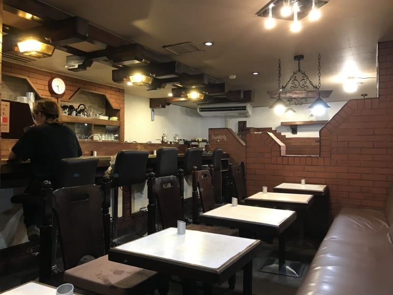 店内① - cafe friends 【ロケ撮影可能な喫茶店】の室内の写真