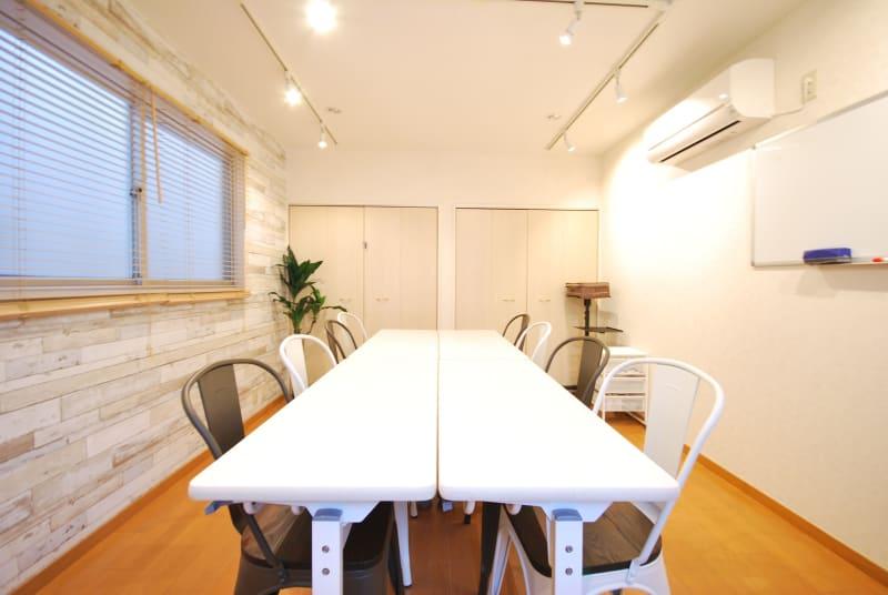 スマートスペース恵比寿 ルーム5の室内の写真