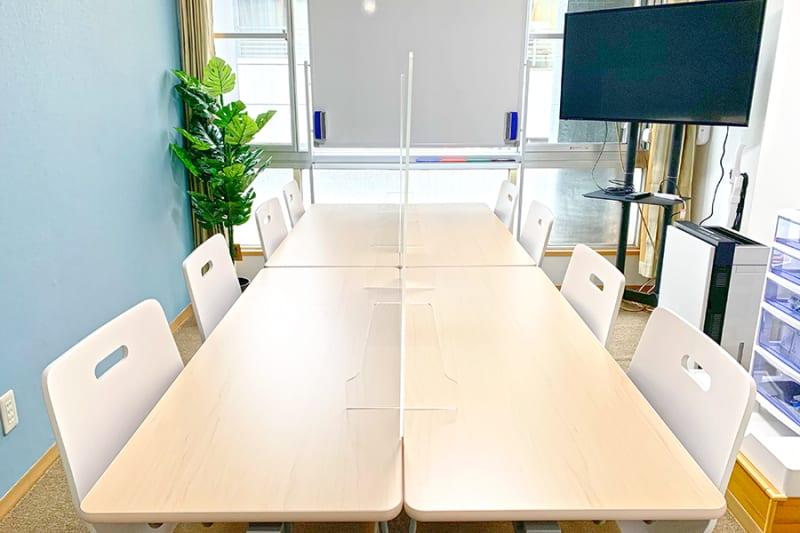 GS蒲田貸会議室の室内の写真