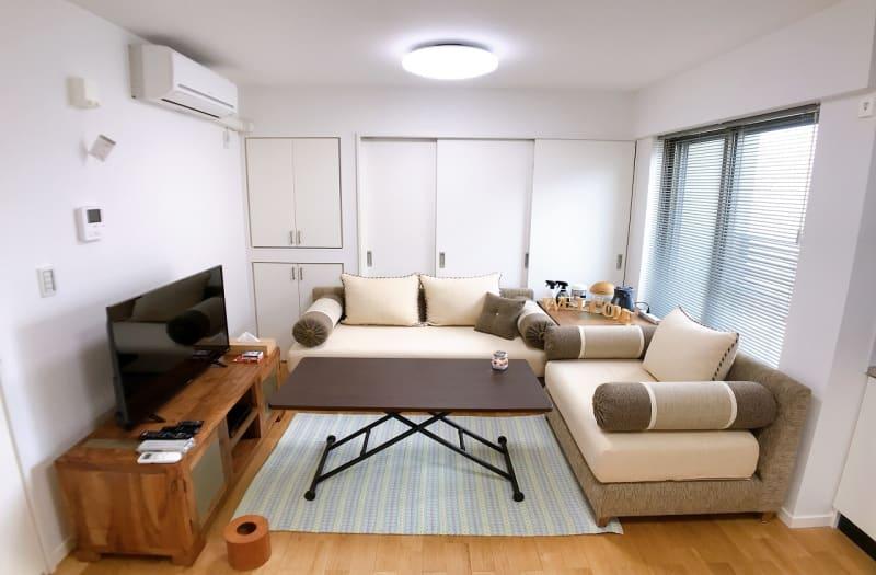 自然光が入る明るいお部屋です。 - ルームス 多目的スペースの室内の写真