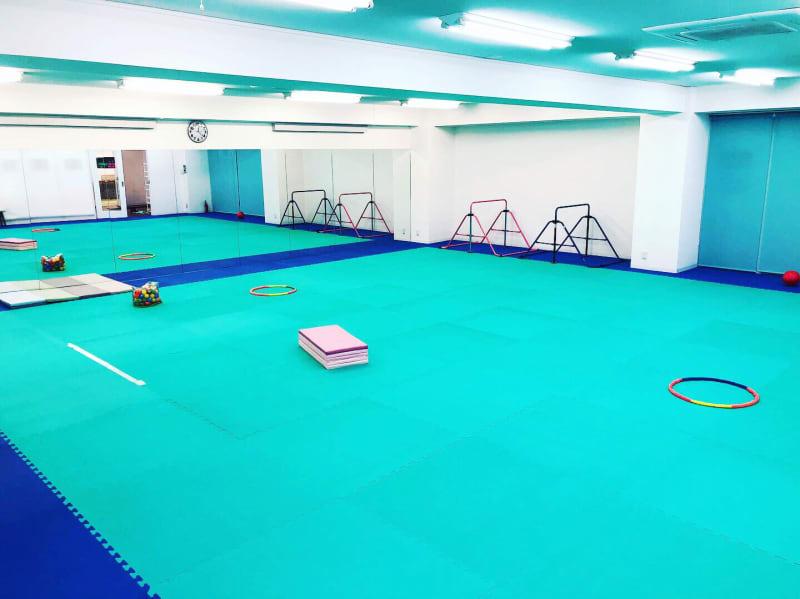 様々なスポーツ・イベント・パーティー等にご利用いただけます★ - 親子サロン-LaPark- 多目的スポーツスタジオの室内の写真