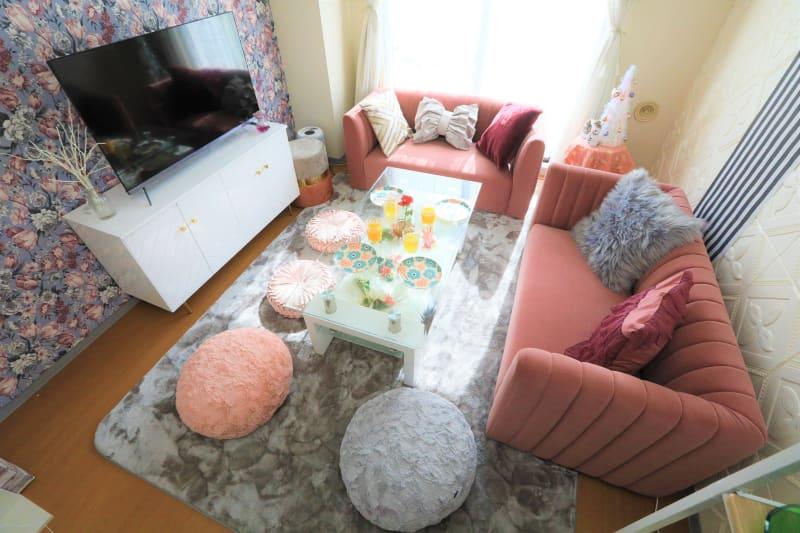 期間限定Francfrancクリスマスコーデ✨ - ココリアCute横浜 とっても可愛いプライベート空間の室内の写真