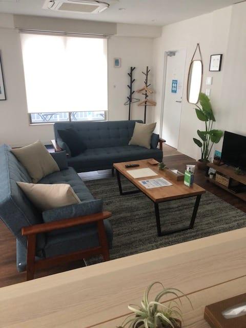 RIVERVILLAS 多目的スペース【6階】の室内の写真