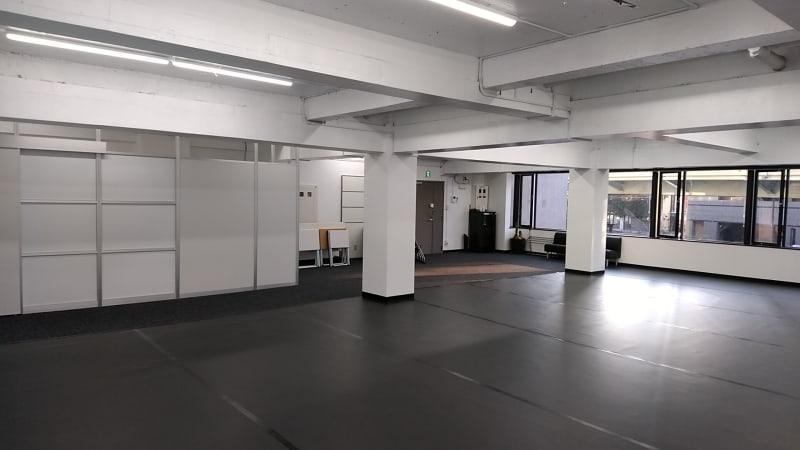 スタジオ全景① - TO渋谷スタジオ 【床45坪・神泉の貸しスタジオ】の室内の写真