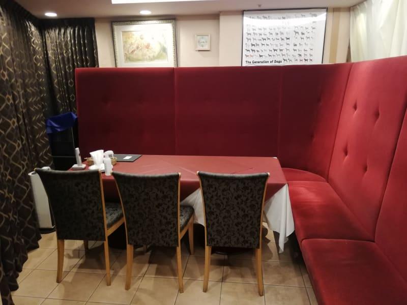 コンセント、WiFi有り - レストランchez MACIO 多目的スペース(個室)の室内の写真