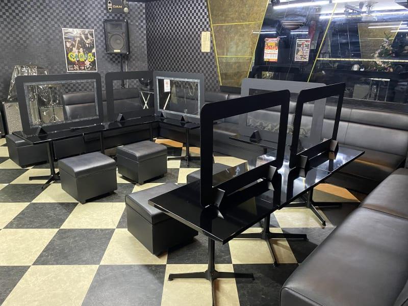 ボックス席 - One night  スペース ワンナイトスペースの室内の写真