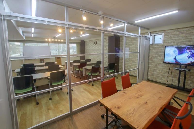 株式会社テクネス ABルーム(土曜日)の室内の写真