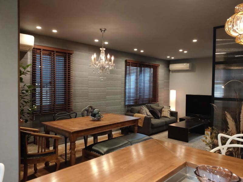 2020年 リノベスペース ゆったり13人まで 利用可能 - おうちカフェ sima sima 女子会スペースの室内の写真