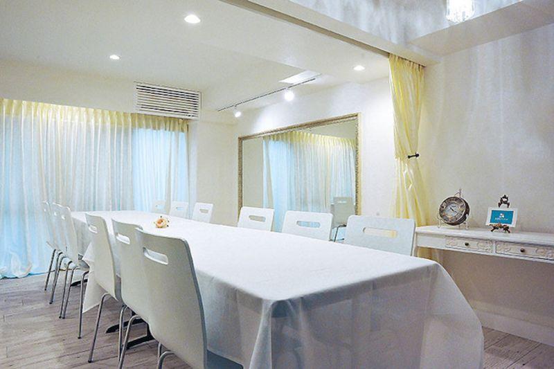赤羽橋レンタルスタジオ レンタルスペースの室内の写真
