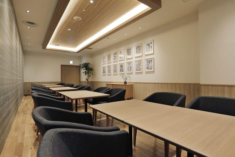 シズラー東京国際フォーラム店 Bゾーン個室の室内の写真