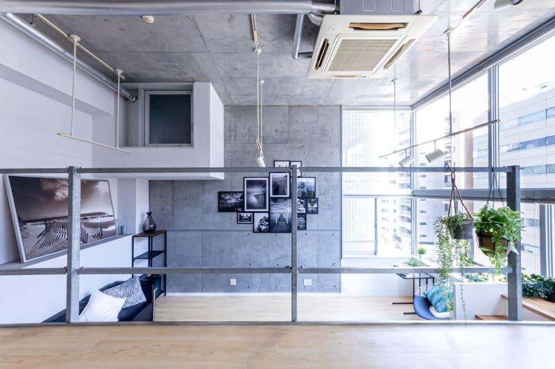 A2. ハウススタジオの室内の写真