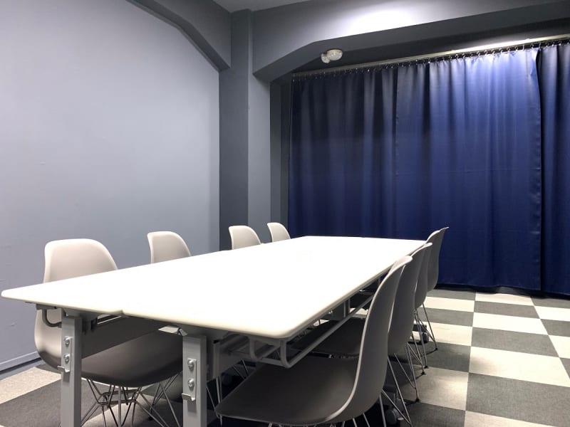 モダンな会議室にしたてております。 - L&Cスペース日本橋駅前 A号室の室内の写真