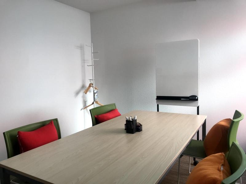 ランドプレイス関内の室内の写真