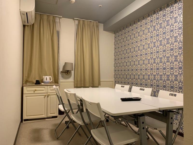 ニューオーサカホテル心斎橋 貸し会議室の室内の写真