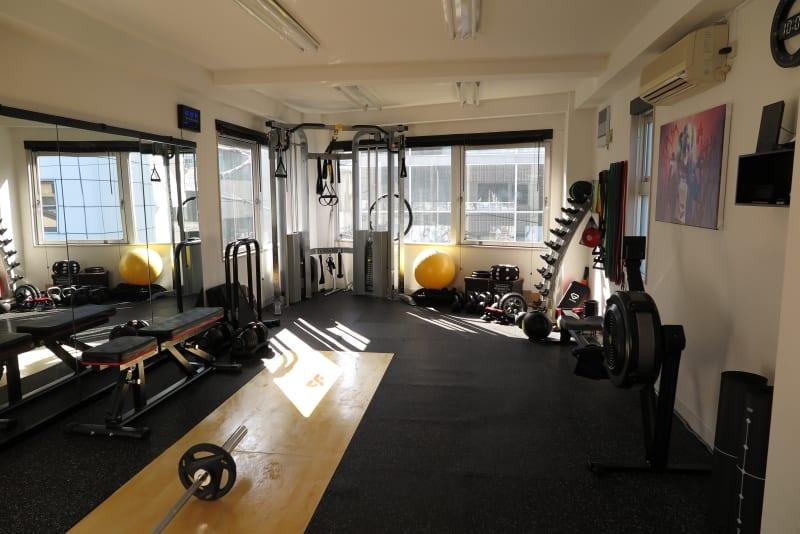トレーニングスペース。 - PersonalFit  完全個室!トレーニングスペースの室内の写真