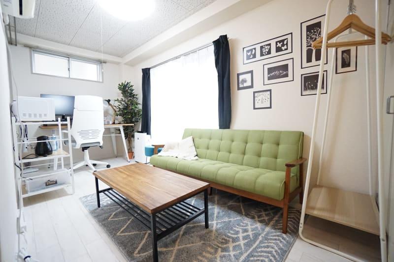 【京都七条ミニマルオフィス】 京都七条ミニマルオフィスの室内の写真