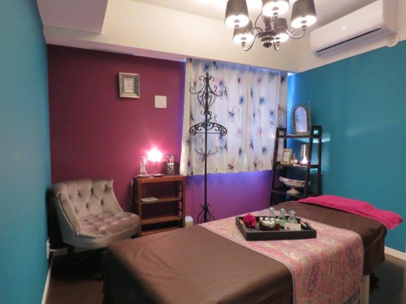 お貸出ししているお部屋です。北欧風でインテリアに拘っています。 - レンタルサロンRay サロンスペースの室内の写真