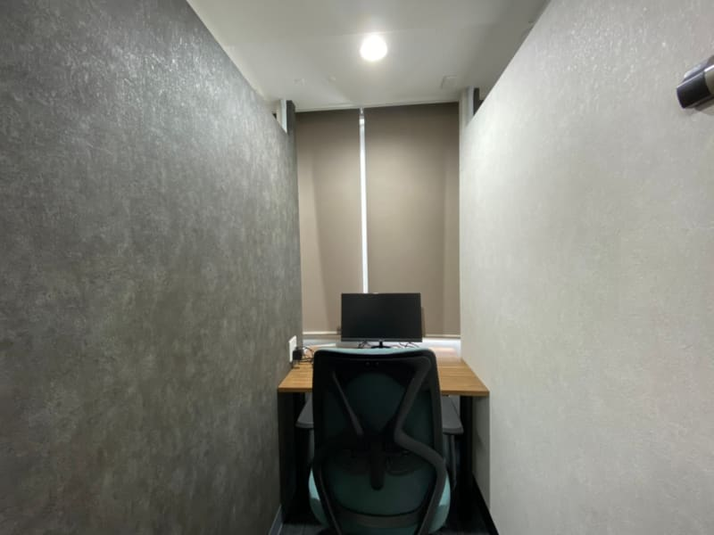渋谷ワールド宇田川ビル 半個室 RoomF 1日貸しの室内の写真