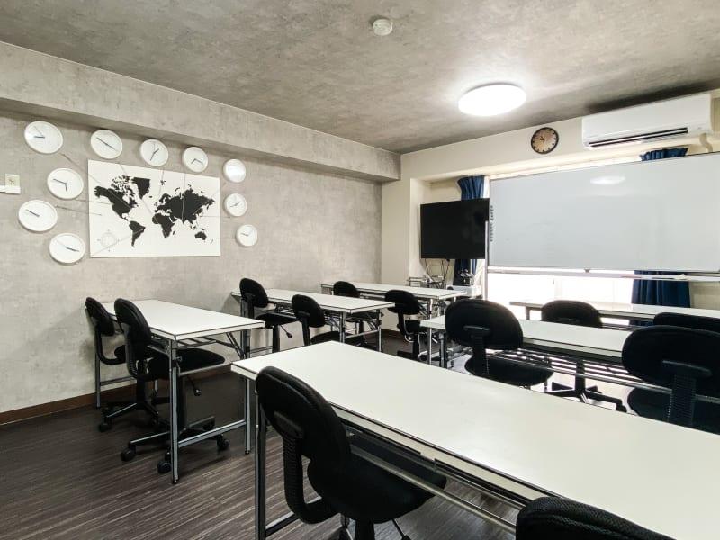 シンプルなお部屋になります。 - H.R.S.O 大須多目的ルーム Heavenly大須多目的ルームの室内の写真