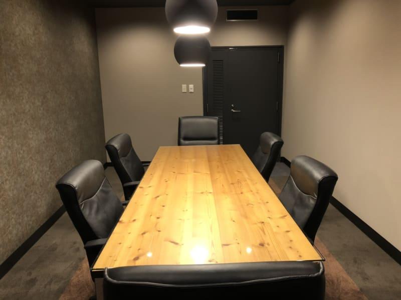 仙台協立第1ビル 仙台協立第1 3-G貸会議室の室内の写真