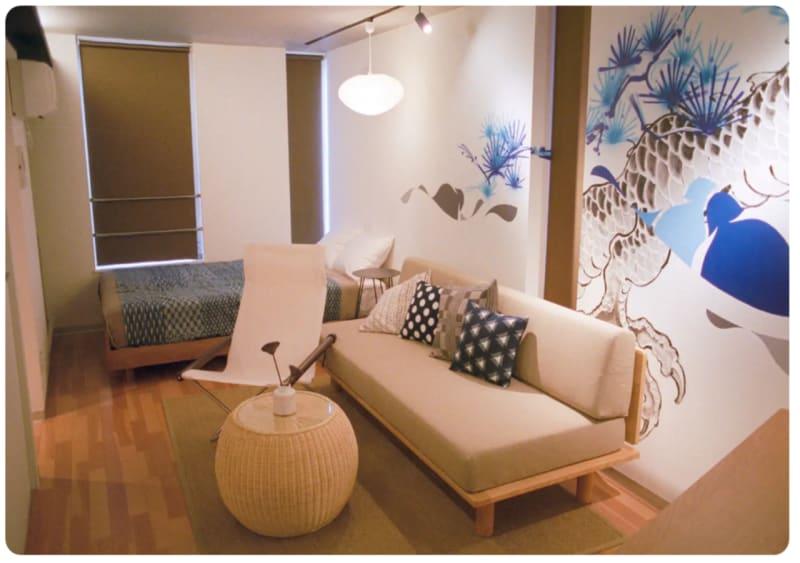 1A - AOCA TOKYO SANNO スタンダードタイプの室内の写真
