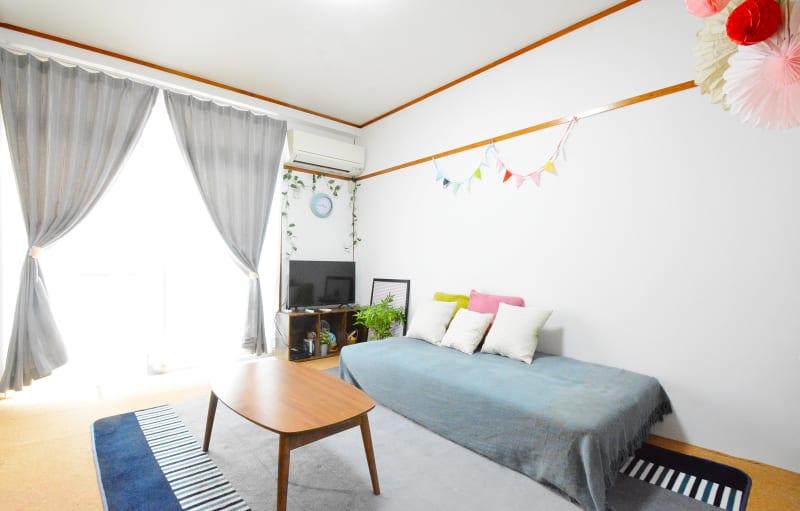 自然光がたくさん入るお部屋です✨ - 八幡山駅【KPstudio】 レンタルスペースの室内の写真