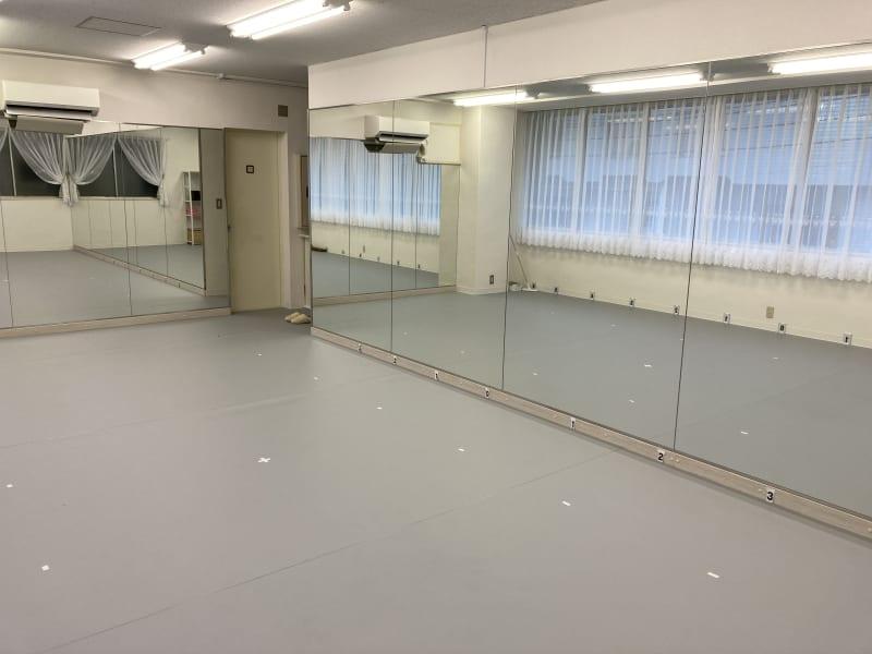 スタジオ Etude ダンススタジオ「Etude」の室内の写真