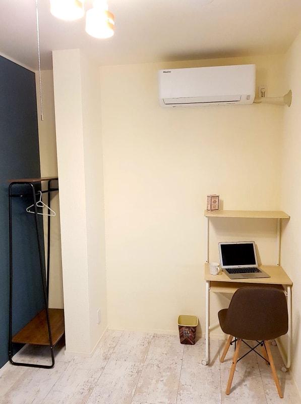 Live Garden 蒲田 101号室の室内の写真