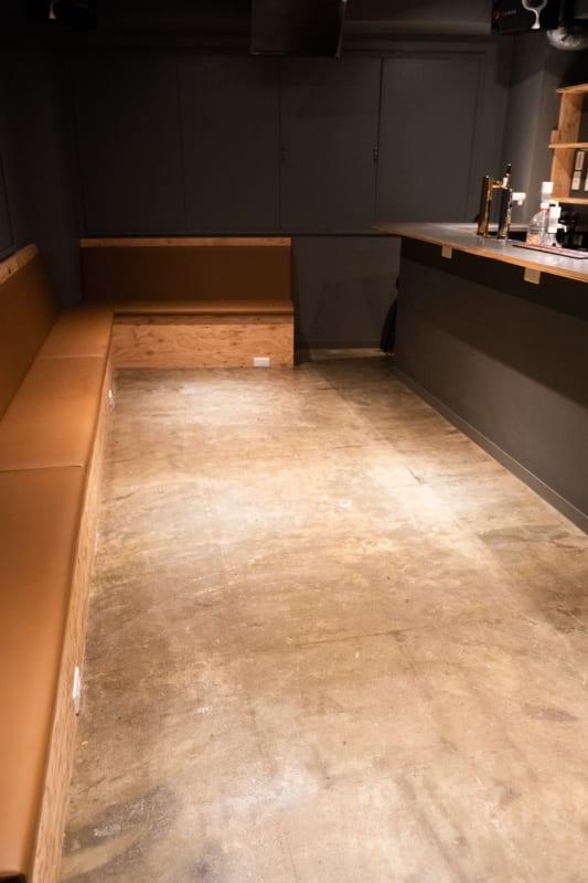 椅子やテーブルを外したバージョンです。 - レンタルスペース 多目的スペースの室内の写真
