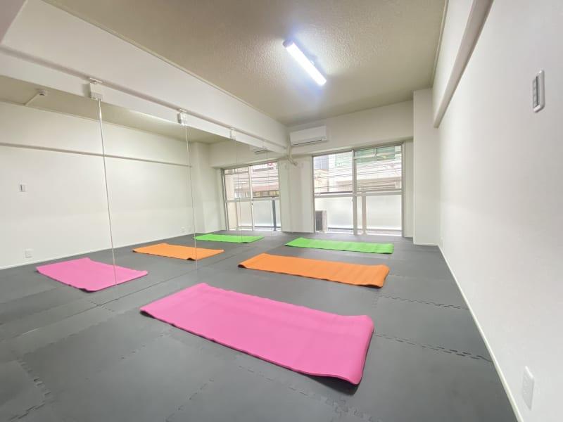 お気軽スタジオ博多turnの室内の写真
