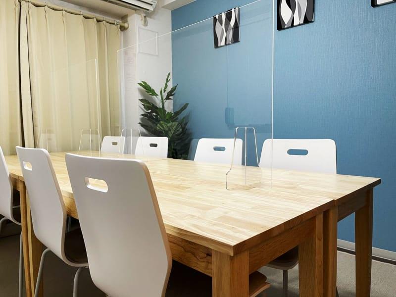 GS町田ベルウッド貸会議室 テレワークや会議に最適な貸会議室の室内の写真