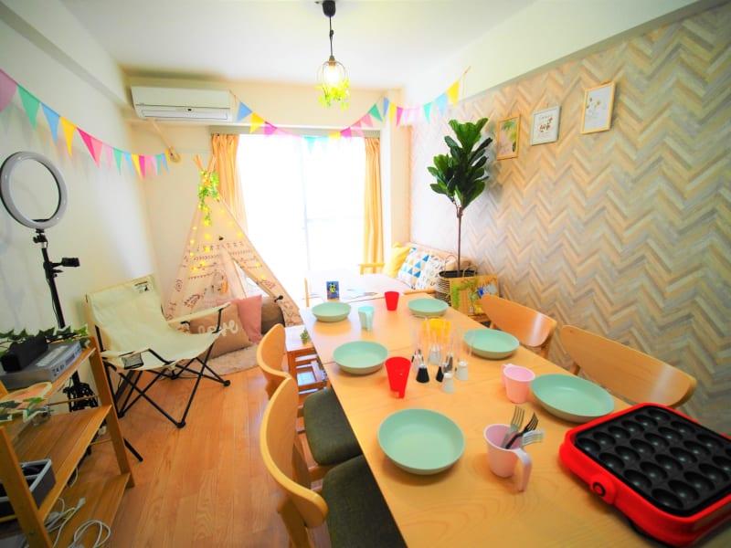 メイン - オシャレンタル池袋 撮影・パーティースペースの室内の写真