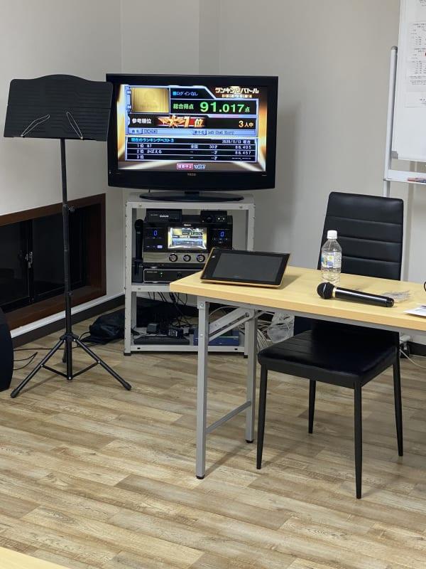 DAM機器 - JCMGスクール 駒川中野校 音楽スタジオの室内の写真