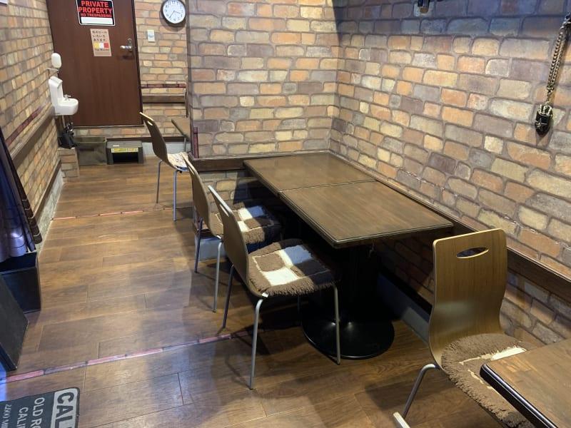 店舗内の画像です。 - cafe bar Nagomi クラウドキッチン飲食店開業最適!の室内の写真