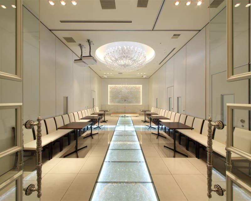 プロジェクターなし - 銀座レンタルスペース、貸し会議室 銀座会議スペース(Cルーム)の室内の写真
