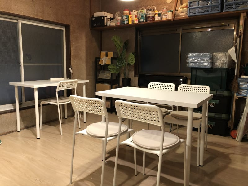 東逗子エントランス レンタルスペースA 半日貸切の室内の写真