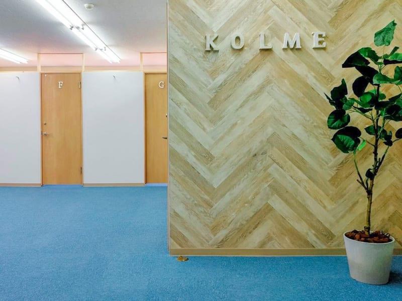 レンタルオフィス コルメ柏 レンタルオフィスコルメ柏Fルームの室内の写真