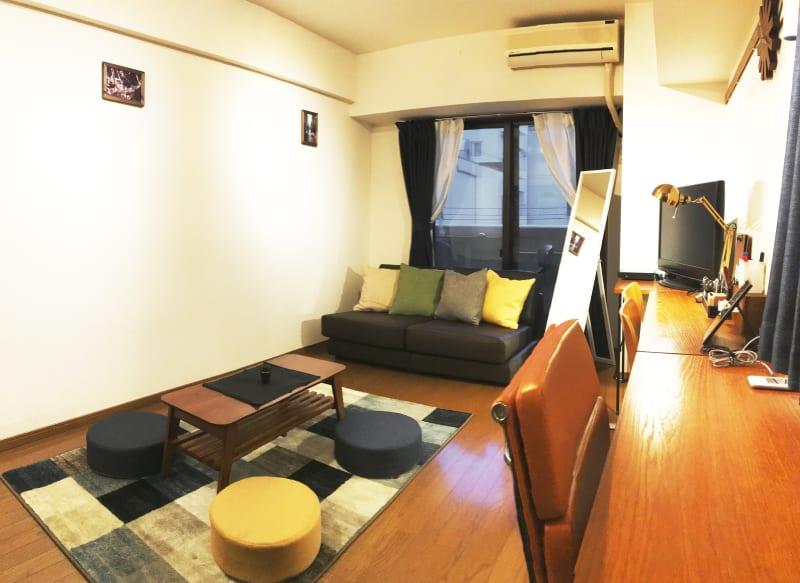 お部屋全体。 - さくらスペース テレワーク、女子会、会議室の室内の写真