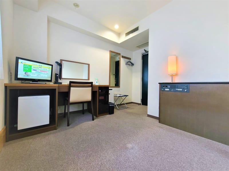 ホテルアスティア名古屋栄 テレワーク・プライベート空間Dの室内の写真