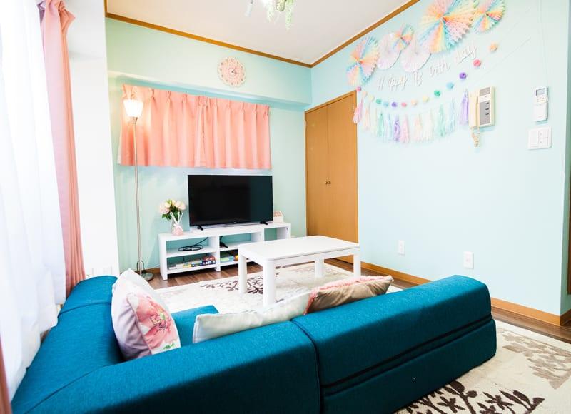 キャンディスペース高田馬場の室内の写真