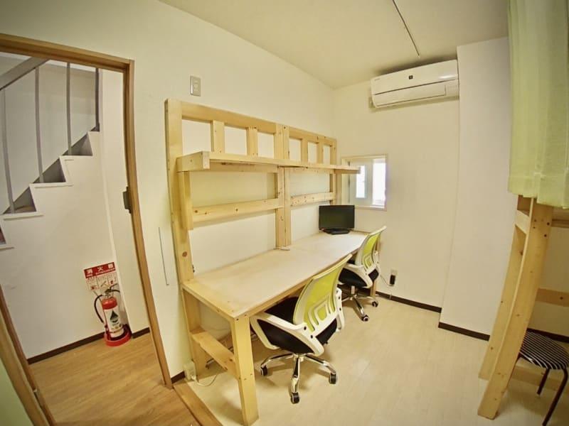 グリーンハウス 新宿早稲田 新宿早稲田 103号室 貸切個室の室内の写真
