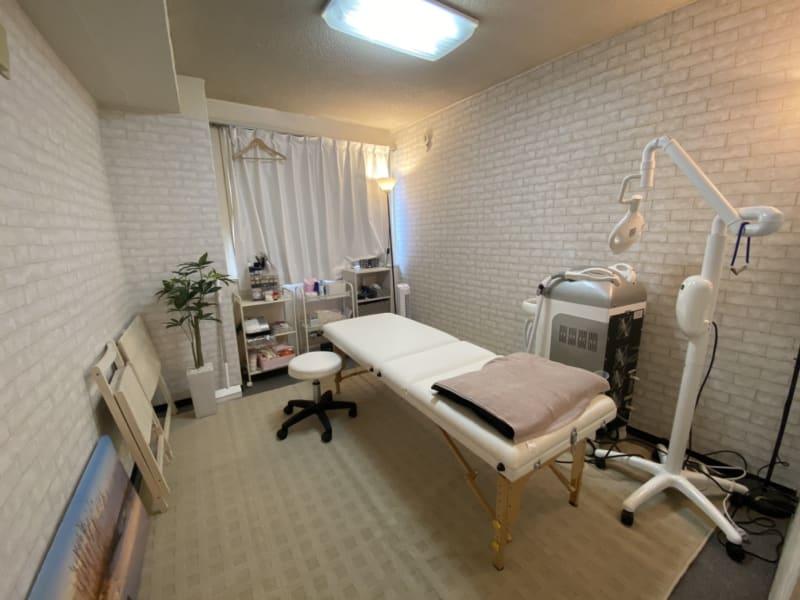 赤坂秀和レジデンシャルホテル サロンスペース の室内の写真