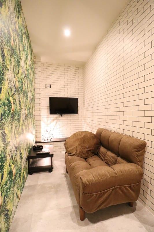 THE NEXT DOOR レンタルブースA2の室内の写真