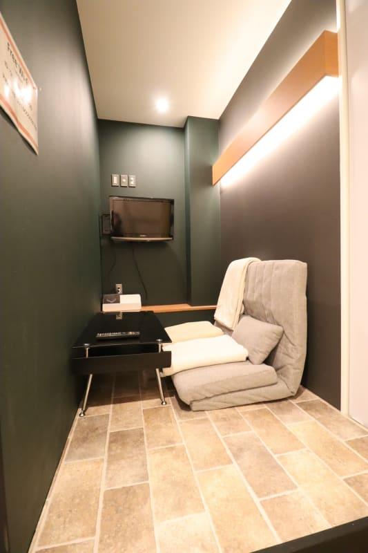 THE NEXT DOOR レンタルブースA4の室内の写真