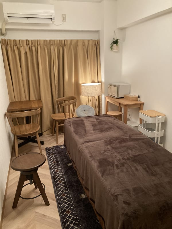 レンタルサロン salon Lの室内の写真