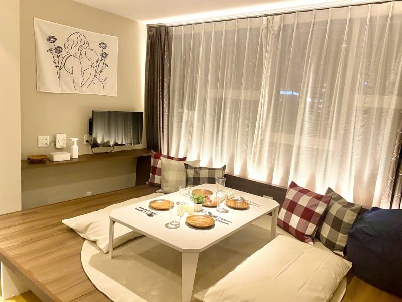 CULTI EARL HOTEL 家具ありレンタルスペース1-2の室内の写真