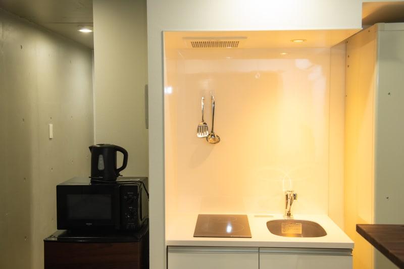 HWHILLS駒込 【駒込】ワンルームレンタルの室内の写真