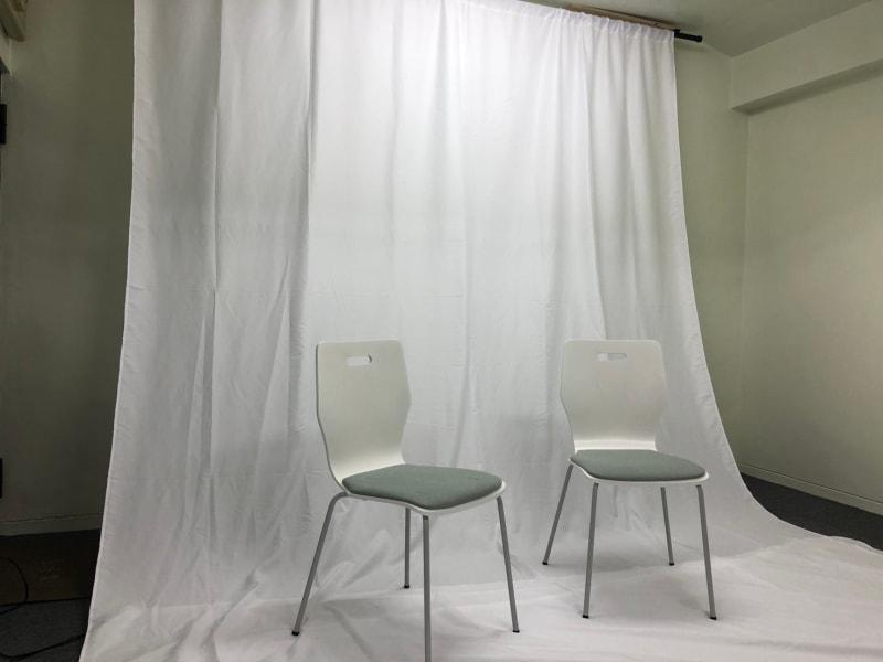ホワイトスクリーン - JK Room 虎ノ門 撮影スタジオの室内の写真