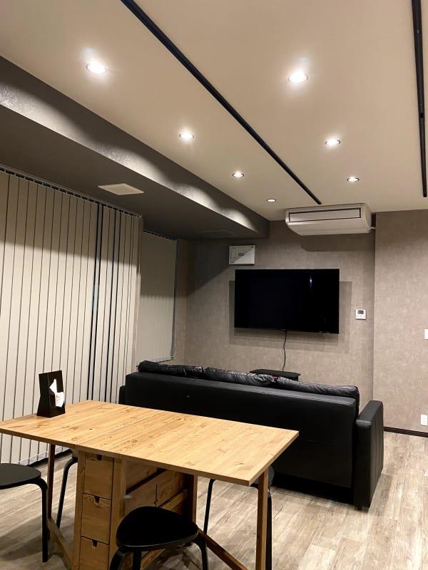 S style studio天白 全身鏡有!多目的スペース♪の室内の写真