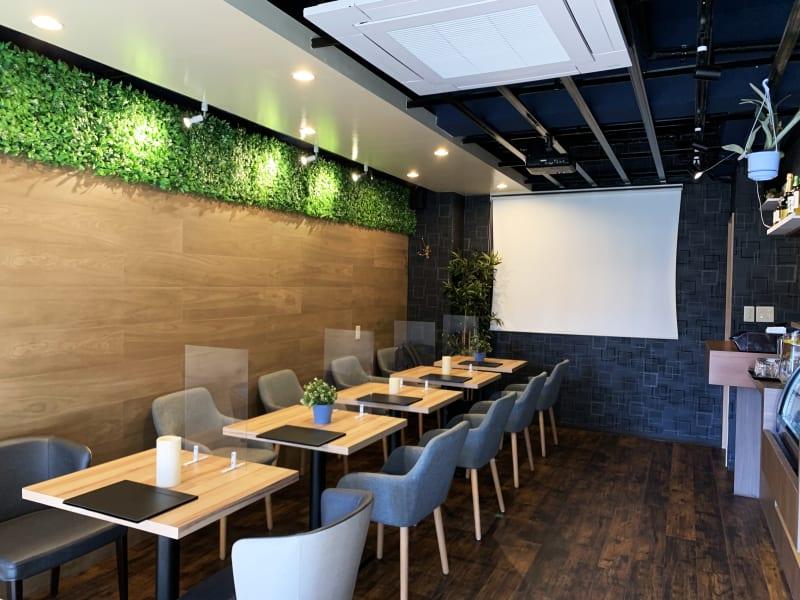 五十あらし新大塚 パーティルーム&コーヒーバーの室内の写真